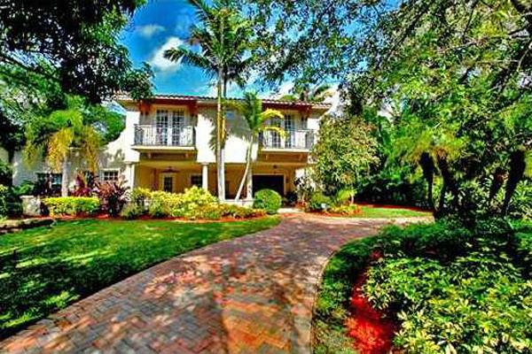 Villa im Cocunut Grove