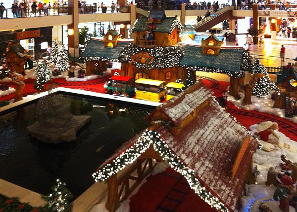 Weihnachtszeit in Florida