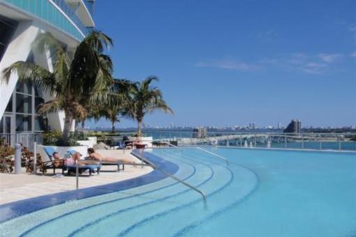 Attraktive Wohnung genau am Miami River