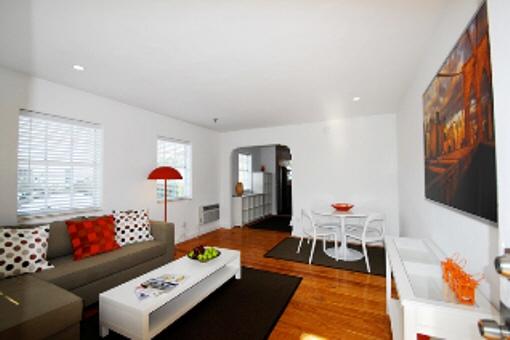 Kleine Wohnung in einem exklusiven Vorort von Miami