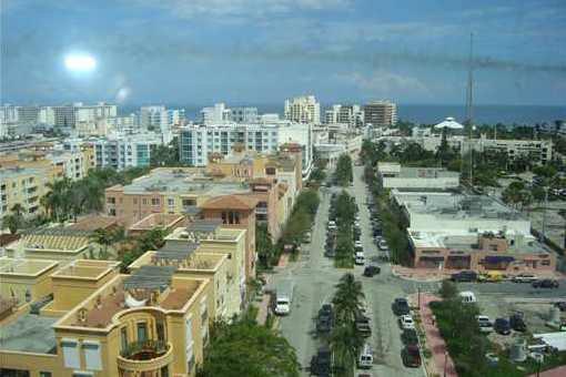 Schöne Wohnung mit atemberaubendem Blick in Miami Beach