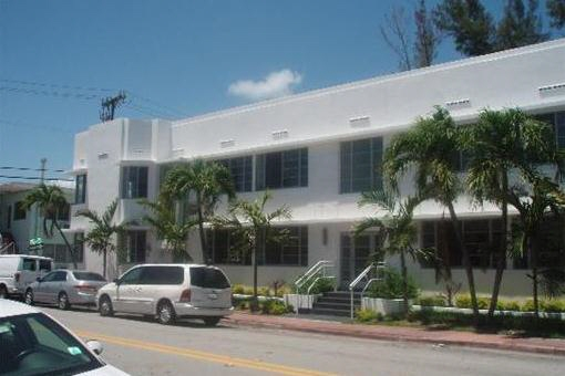Eckapartment in Miami Beach