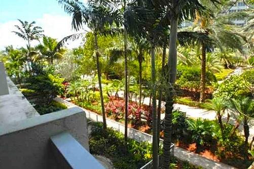 Luxuriöses Appartement in einem der bekanntesten Gebäuden von Miami Beach: dem Flamingo Condominium