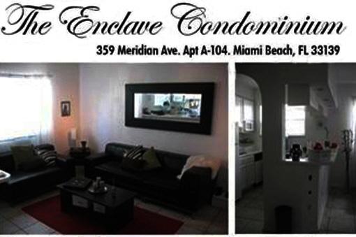 Geniessen Sie den Miami Lifestyle mit diesem schönem Appartement