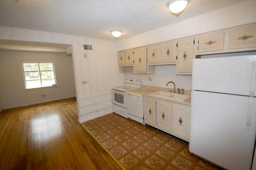 Komplett renovierte Küche