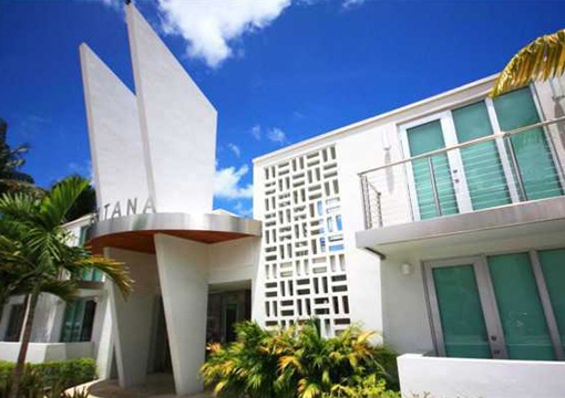 Eine der berühmtesten Eigentumswohnungen in South Beach