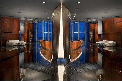 Luxuspenthouse mit spektakulärem Blick auf das Meer