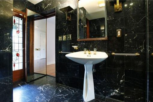 Dekoratives Badezimmer