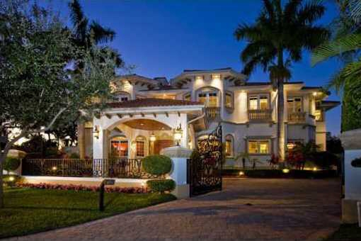 Beeindruckende Villa in mediterranem Stil in Coral Gables