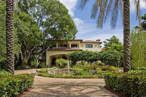 Imposante Villa auf gigantischem Grundstück in Coconut Grove