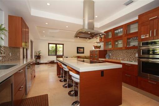 Imposante Küche