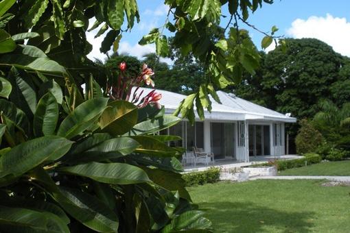 Ansicht von Grundstück und Haus