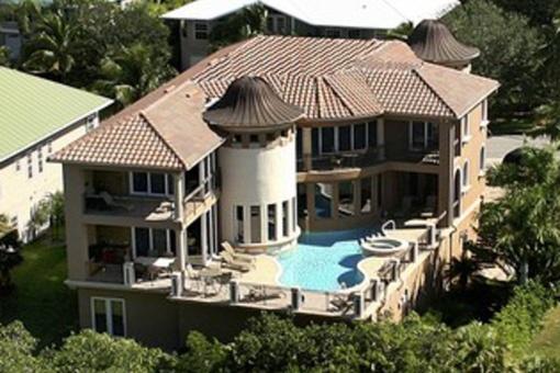 Moderne Villa mit Hightech Systemen ausgestattet