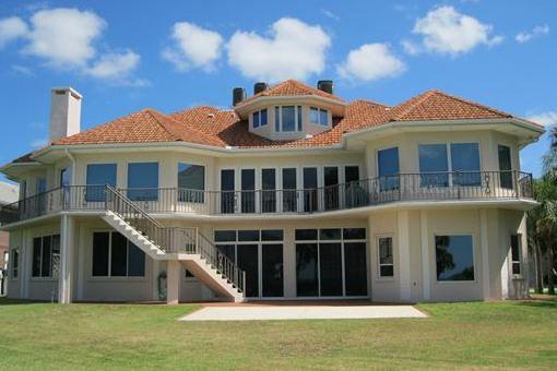 Beeindruckende Luxusvilla direkt an der Bucht von Sarasota