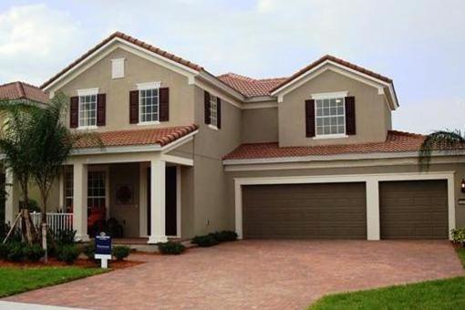 Adrettes Einfamilienhaus mit Garten und Gemeinschaftspool