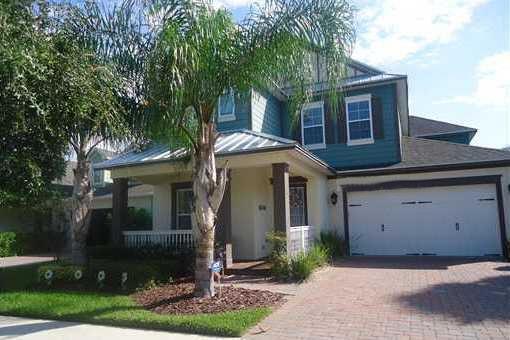 Wunderschönes Haus mit Garten und Pool in Orlando