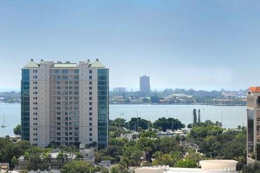 Penthouse mit Panoramblick in Sarasota