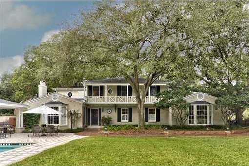 Klassische Villa in Tampa