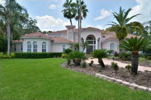 Villa mit Tennisplatz und Putting Green in Tampa