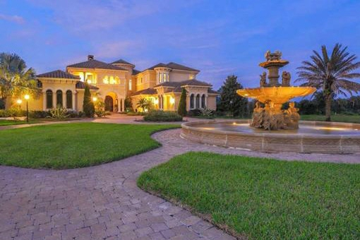 Enjoy luxurious life in a two story Rutenberg style house in Bradenton